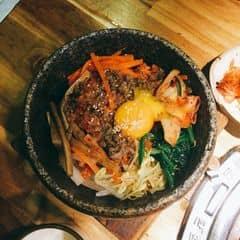 Cơm trộn Hàn Quốc 🍛 của Mai Nhã tại Gogi house - Nguyễn Thái Học - 2370004