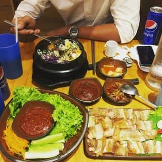 cơm trộn kim chi + thịt heo nướng của congthanh0985 tại 97 Võ Thị Sáu, Quyết Thắng, Thành Phố Biên Hòa, Đồng Nai - 941881