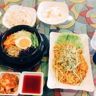 Cơm trộn + mỳ xào cay Hàn Quốc của nganngocnguyen812001 tại Hùng Vương, Thành Phố Tân An, Long An - 918687