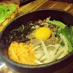 Cơm trộn thịt bò băm của Lotus Phạm tại Gogi House - Phạm Ngọc Thạch - 971825