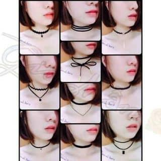 Combo 10 vòng choker nữ cá tính 📣✅ của giaman26 tại Hồ Chí Minh - 3805487