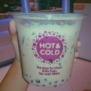 Combo 20: trà sữa matcha + pudding trà xanh + trân châu  của nguynthuvy tại Tầng 5, 1A Parkson Cantavil, Song hành , Quận 2, Hồ Chí Minh - 533205