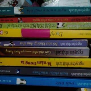 Combo 9 cuốn truyện Nguyễn Nhật Ánh của cohoontop tại Hồ Chí Minh - 3051037