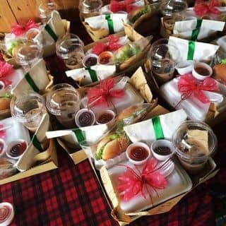 COMBO ĐIỂM TÂM - trà sữa  của thaithai51 tại Tiền Giang - 3445404