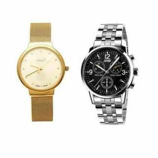 Combo đồng hồ nữ Julius + đồng hồ nam Skmei của nguyenthihang38 tại Hồ Chí Minh - 2937648