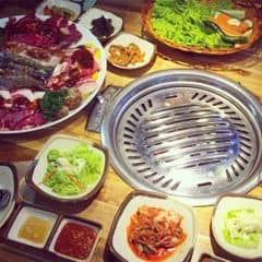 Combo nướng gogi của Mai Nhã tại Gogi house - Nguyễn Thái Học - 2370065