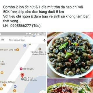 Combo Ốc hút & mít trộn da heo của nguyenthinh334 tại Đà Nẵng - 2669300