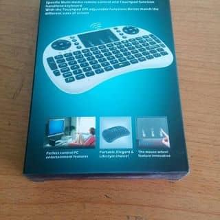 Combo phím chuột mini không dây của tinhocngoctrong tại Long An - 2741271