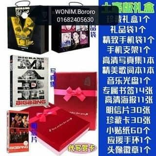 Combo Photobook Bigbang của bororojh tại Bình Phước - 2458370