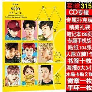 🐳🐳 COMBO PHOTOBOOK EXO của bii614 tại Kiên Giang - 2254866