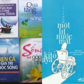 Combo sách kỹ năng sống của july_anh_thu tại Bình Phước - 2898620