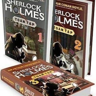 Combo Sherlock Holmes Toàn Tập  của shophongchau tại Bình Dương - 3220902