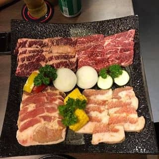 Combo thịt nướng tại Tokori của tuyetpty tại 105 Ngô Quyền, phường 11, Quận 5, Hồ Chí Minh - 2536263