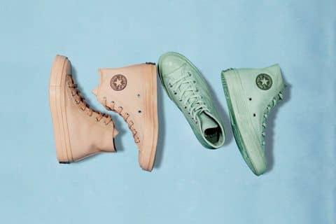 980d2c17d32c Converse Chuck Taylor All Star 70 Pastel Leather phối màu mono chính hãng  100%