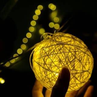 Cotton ball lights handmade của ngoctrongda1 tại Hồ Chí Minh - 897236