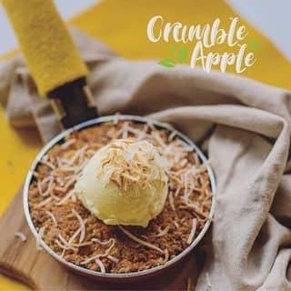 Crumble Apple của duongbui82 tại 385 Sư Vạn Hạnh, Phường 10, Quận 10, Hồ Chí Minh - 3416968
