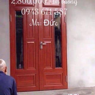 Cửa  nhôm hệ víp 1000 của bacninhnhomkinh tại Hải Phòng - 2497270