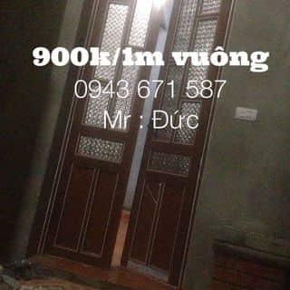 Cửa nhôm vân gỗ của bacninhnhomkinh tại Hải Phòng - 2497278