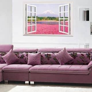 Cửa sổ cánh đồng hoa hồng 3D của tramidu142009 tại Đồng Tháp - 850912