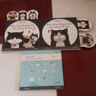 Cuộc sống thượng lưu của hoàng đế mèo 1+2 - Xấu hổ hay Dễ thương - Bộ 10 quyển Liêu Trai của toviet2 tại Hồ Chí Minh - 3161603