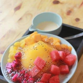 Đá bào trái cây của duongtran9212 tại 241 Khâm Thiên, Quận Đống Đa, Hà Nội - 99233