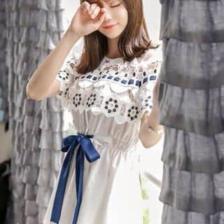 Đầm Baby Three Dress của phuhaodao tại Võ Thị Sáu,  TT. Dương Đông, Huyện Phú Quốc, Kiên Giang - 758330