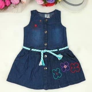 Đầm bé gái thêu hoa của chauttln tại Hồ Chí Minh - 3069171