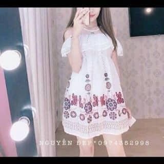 Đầm bẹt vai của khanhnguyen14489 tại Hồ Chí Minh - 3119867