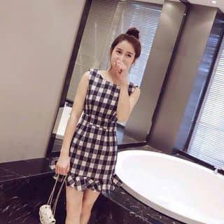 Đầm body caro bèo của huynhthoa5 tại Quảng Ngãi - 948554