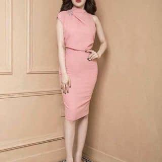 Đầm body lệch vai kèm tag của myphamhanahouse88 tại Nam Định - 2916567
