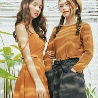 Đầm cam đất #200k của lapis tại Hồ Chí Minh - 2946637
