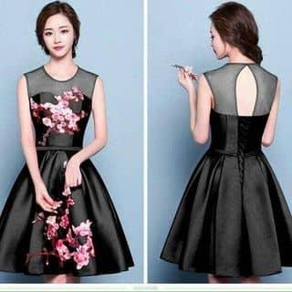 Đầm xòe thiết kế cao cấp của kimshop tại Hồ Chí Minh - 2062566