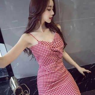 Đầm caro nơ ngực #165k của lapis tại Hồ Chí Minh - 3174340