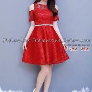 Đầm cát Hàn phối ren của minhanh0702 tại Khánh Hòa - 2626936