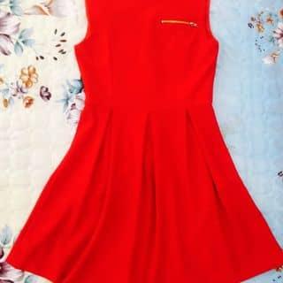 Đầm chữ A đỏ của lucyle98 tại Hồ Chí Minh - 3235850