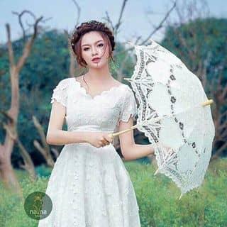 Đầm cổ chử v răng cưa của tranmoc1 tại Bình Thuận - 2065886