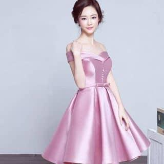 Đầm công chúa trễ vai của dieptam4 tại Nghệ An - 2812236