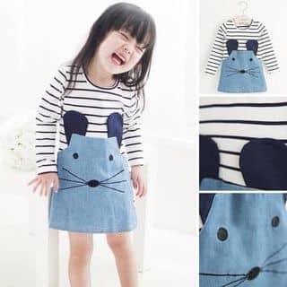 Đầm cotton cho bé yêu của aliegirly tại Lâm Đồng - 1683866