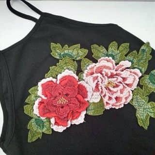 Đầm đuôi cá thêu hoa của truongthanhtruc2809 tại Hồ Chí Minh - 2897721