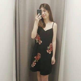 Đầm hai dây thêu hoa 🌹🌹 của thuminh323 tại Hồ Chí Minh - 2620467