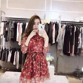 Đầm hoa đỏ QC của duongbach66 tại Bình Định - 1848497