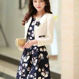 đầm hoa kèm áo khoác 270k của nguyenlina3 tại Trảng Bàng, Huyện Trảng Bàng, Tây Ninh - 1836050