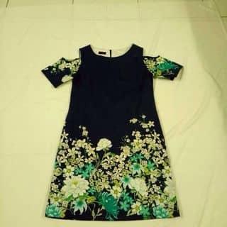 Đầm hoa khoét vai ( may thủ công không phải hàng chợ nhe) của nguyeneric10 tại Vĩnh Long - 2147280