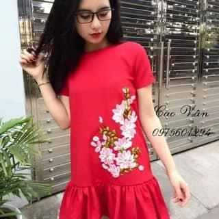 Đầm hoa mai nhún bèo của dangvy37 tại Đắk Lắk - 3182299