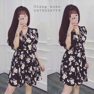 Đầm hoa thắt eo của lomet4 tại Bà Rịa - Vũng Tàu - 2952671