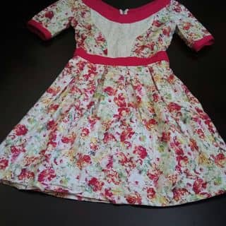 Đầm hoa thiết kế mới 90% của nguyenhang1089 tại Hồ Chí Minh - 3457275