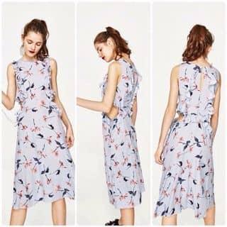 Đầm khoét eo zara 🌸🌸🌸 của loveland tại Hồ Chí Minh - 2951449