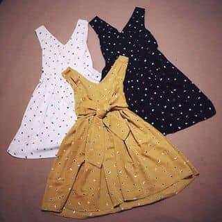 Đầm màu vàng nha của hoamai973 tại Thành Phố Nha Trang, Khánh Hòa - 2631551