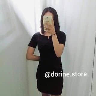 🔽 Đầm ôm body |Đen, đỏ đô |<55kg  của duahau8 tại Hồ Chí Minh - 2894891