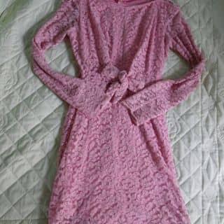 Đầm ren body (xẻ tà sau) của beejung tại Đắk Nông - 2804932
